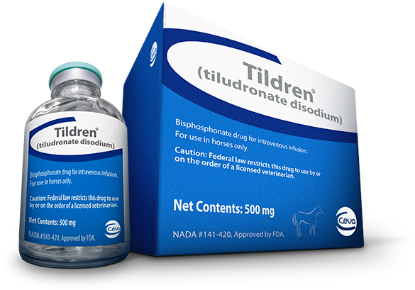 Tildren® (tiludronate disodium)